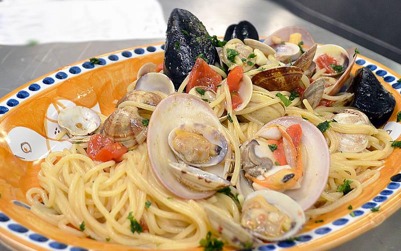 Home for Amalfi coast cuisine